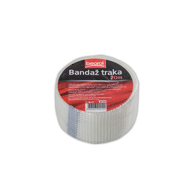 Fiber glass adhesive tape 50mm x 20m