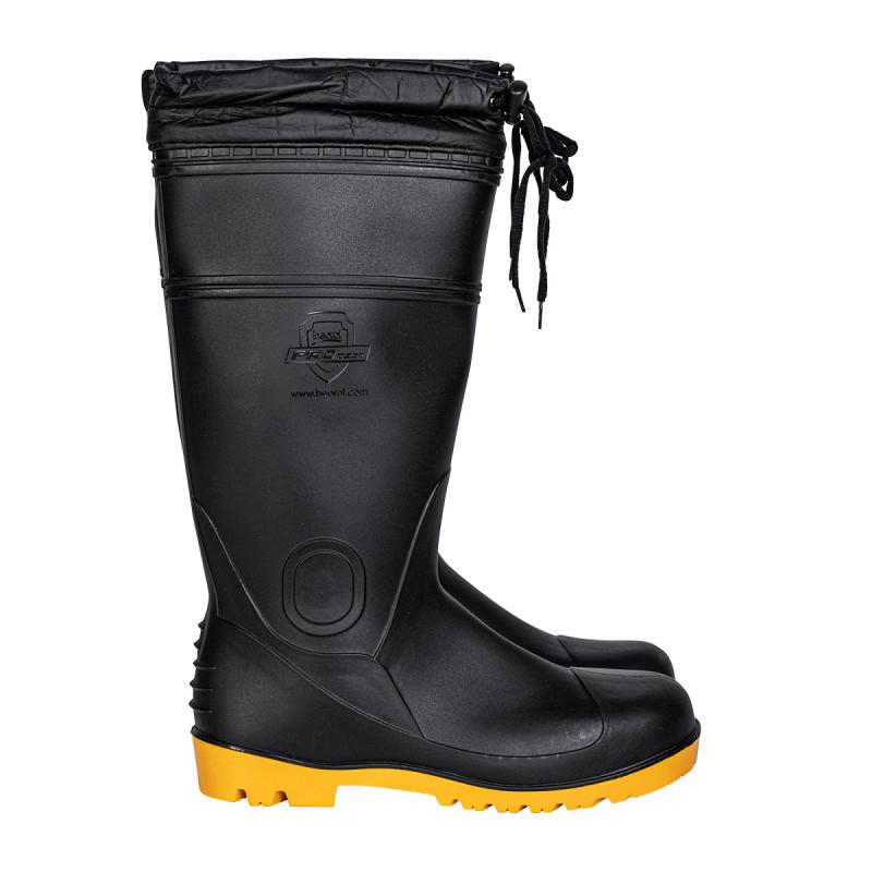 PVC winter boots