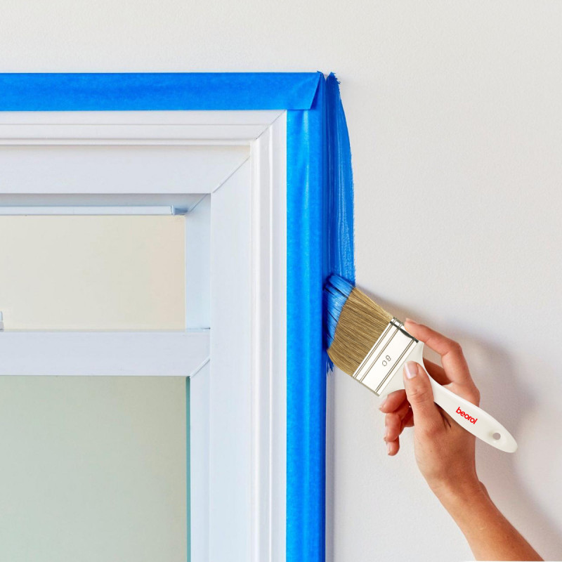 Masking tape Door & Window protection 48mm x 33m, 80ᵒC