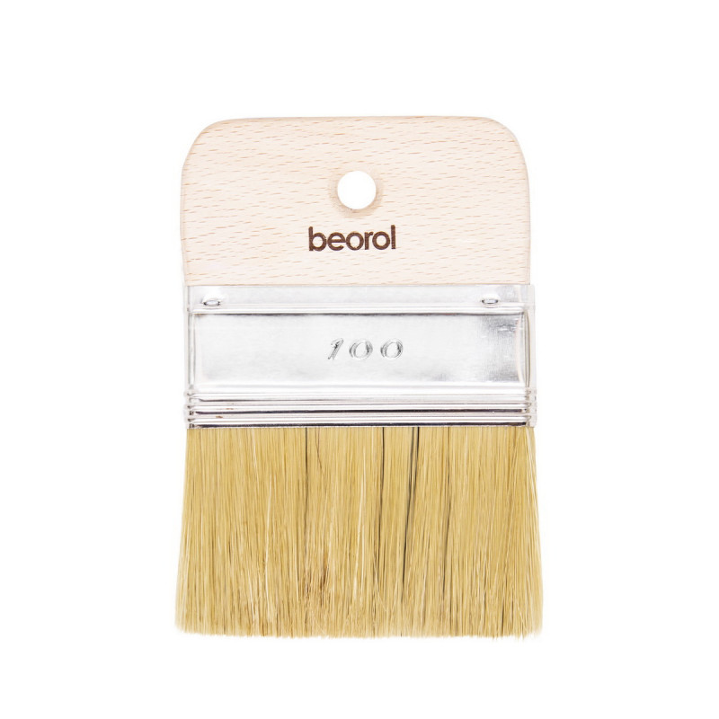 Brush for decorative works 100x9mm