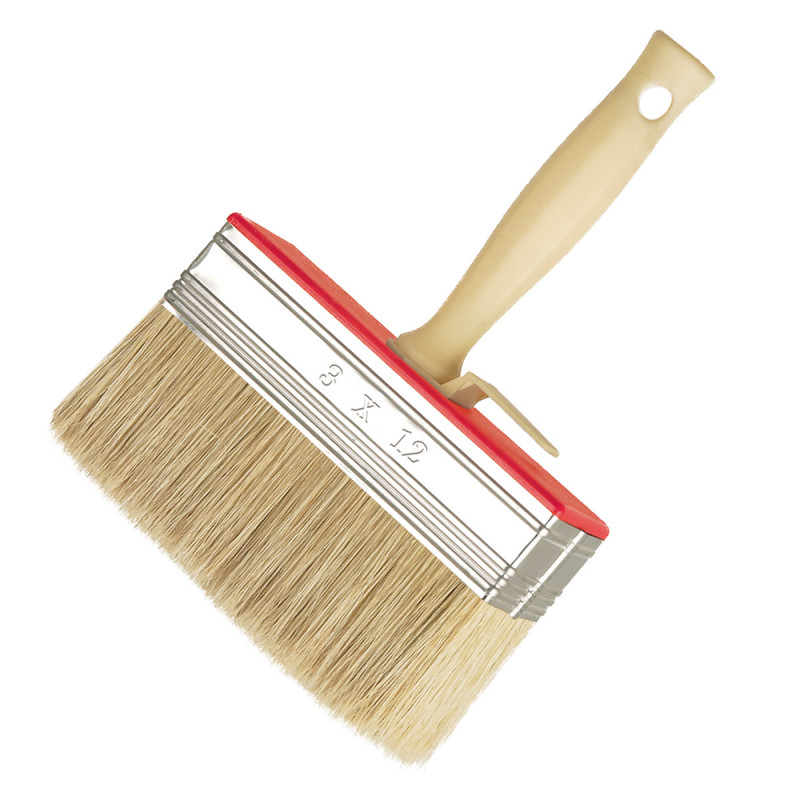 Parquetry lacquer brush 3x12 economic