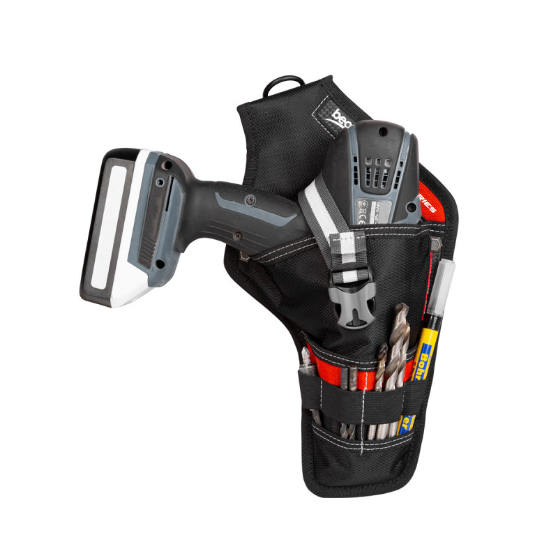 Electric drill holster