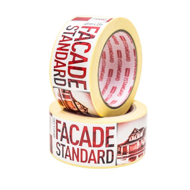Masking tape Facade Standard 48mm x 33m, 80ᵒC