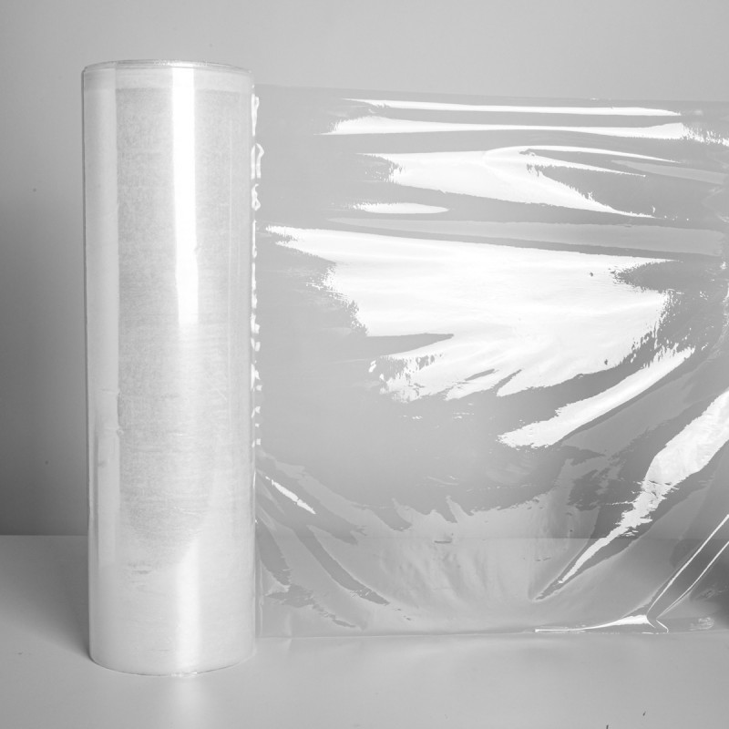 Hand stretch foil without a sleeve