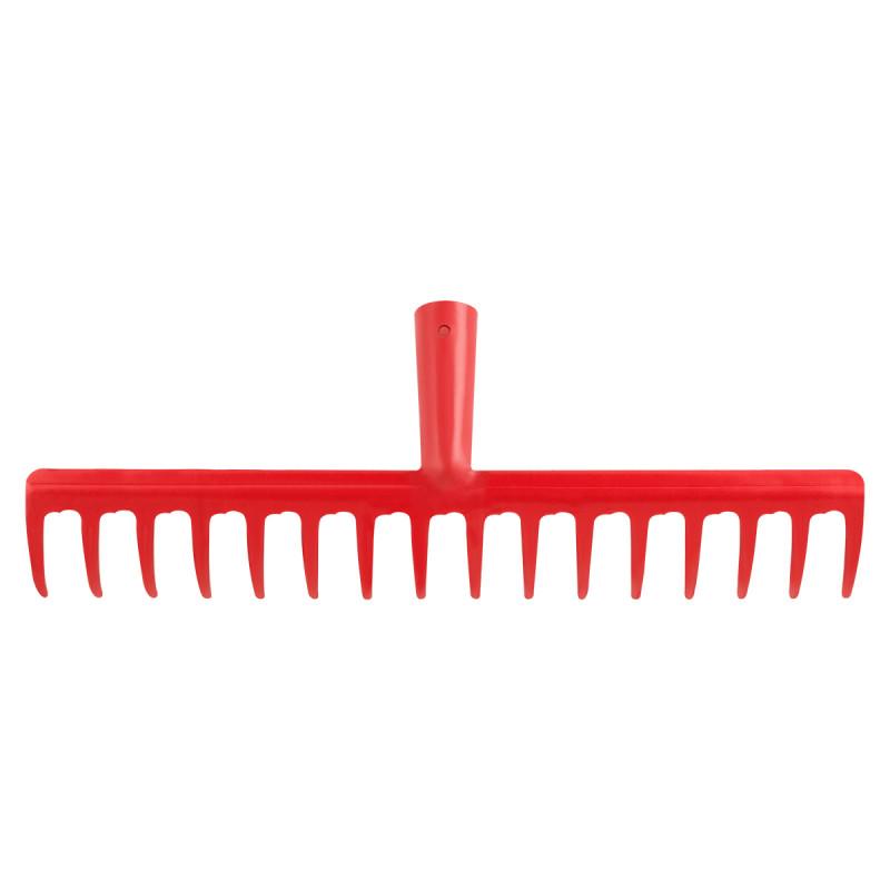Garden rake 16 teeth