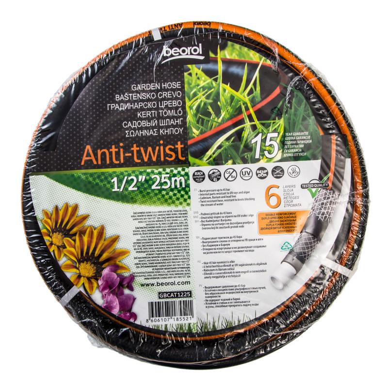 Garden hose Anti-twist 1/2