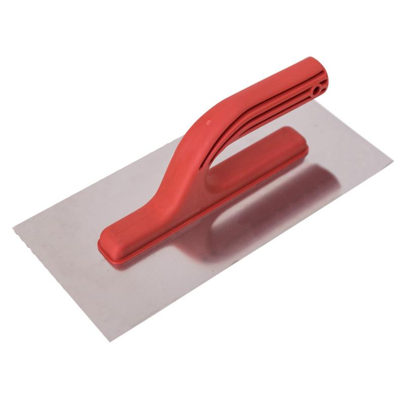Plastering trowel, ABS handle