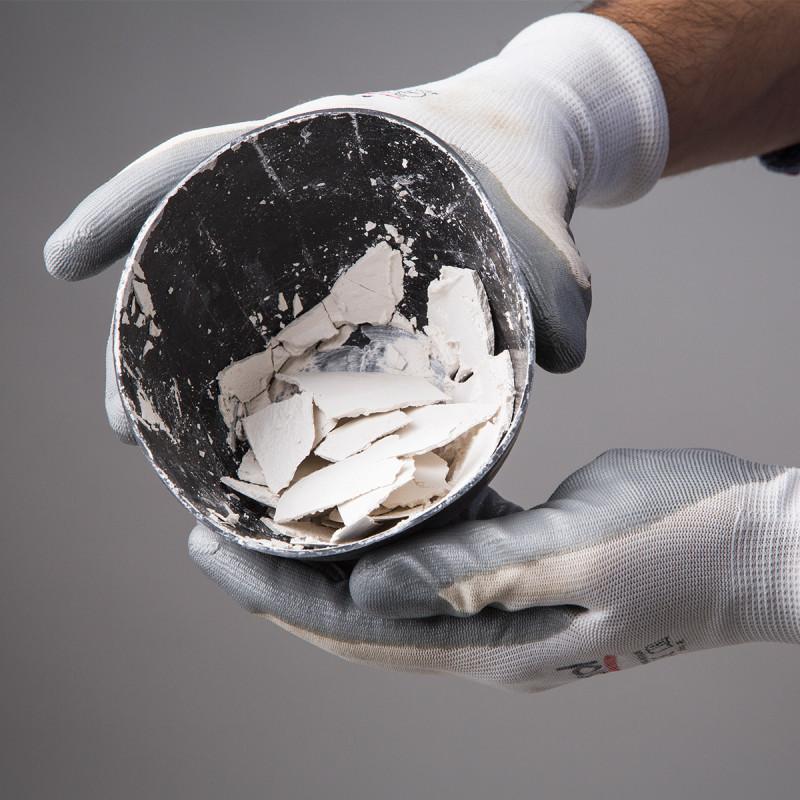 Plaster bowl
