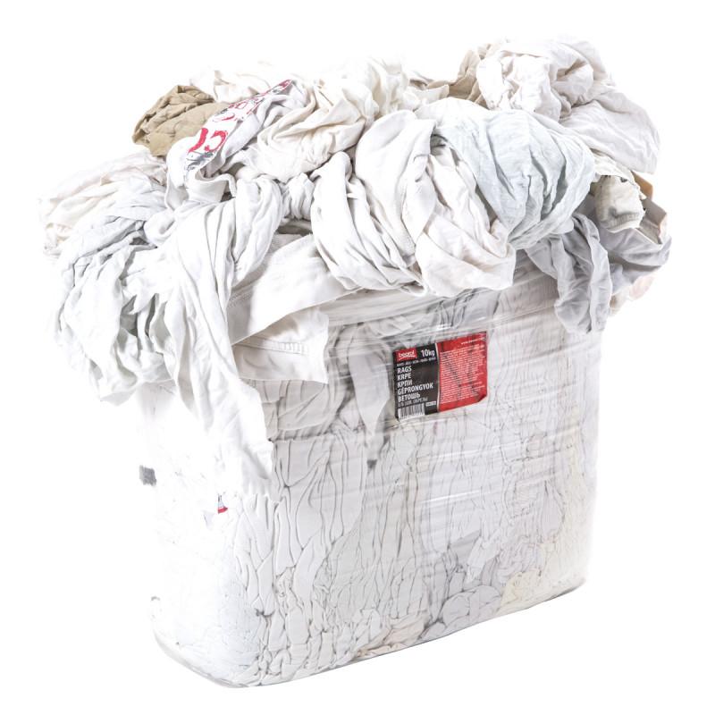 White cotton cloths 10 kg