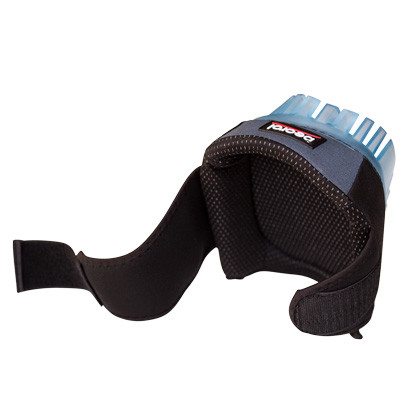 Knee pads with gel