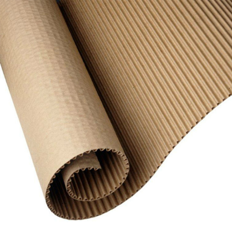 Protective cardboard double-wall 15m