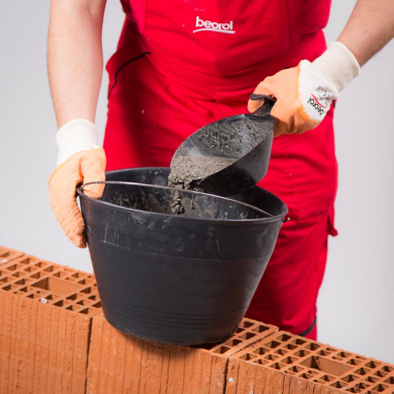 Stucco bucket 12l