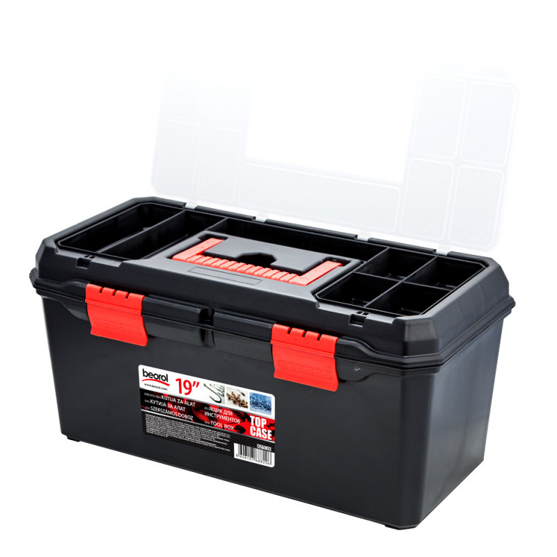 Toolbox TopCase 19