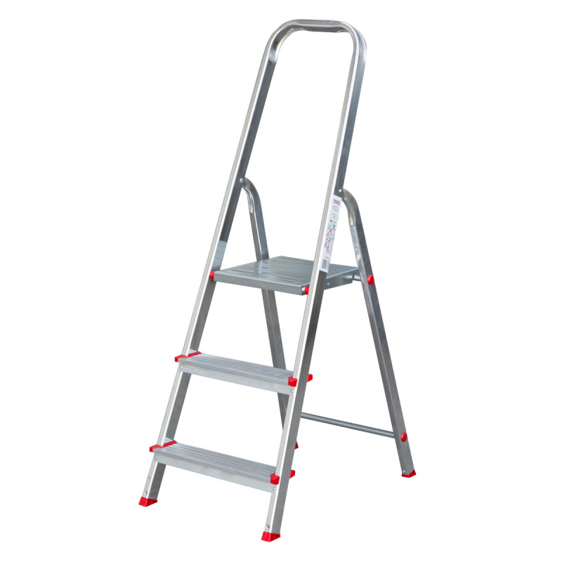 Aluminium ladder 2 steps