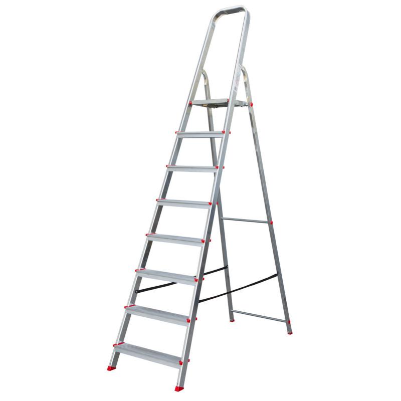 Aluminium ladder 7 steps