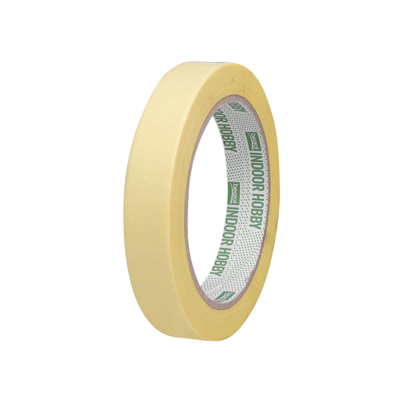 Masking tape Indoor Hobby 18mm x 50m, 60ᵒC