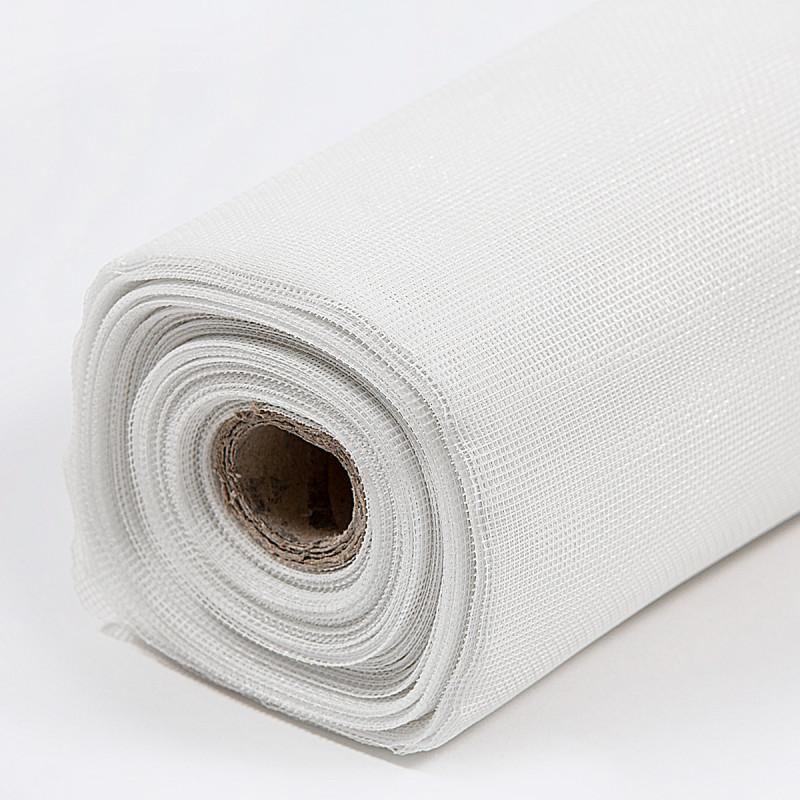 Mosquito net, white, 1.5m x 30m