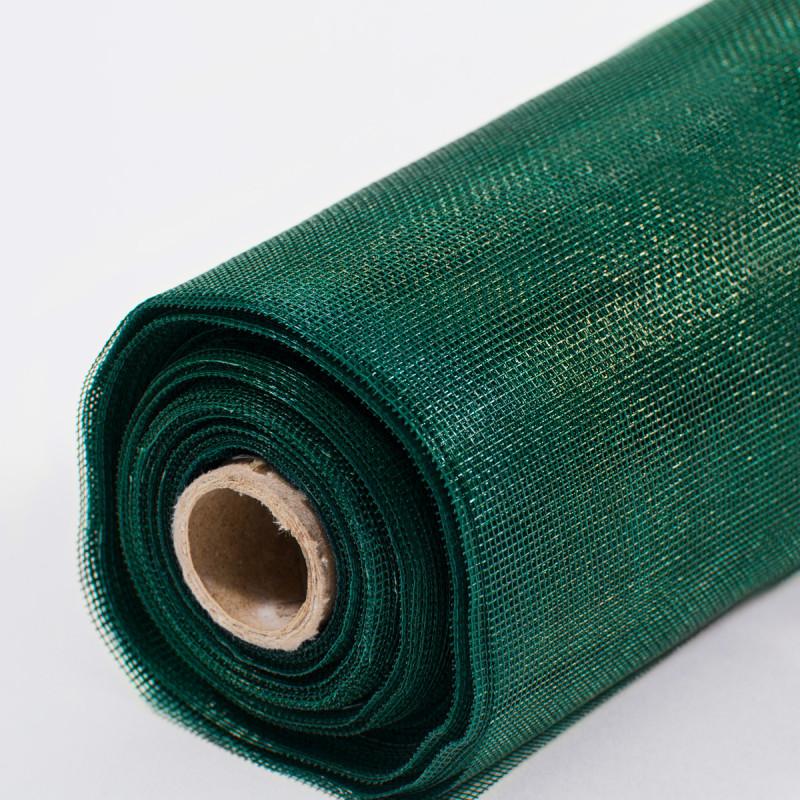 Mosquito net, green, 1m x 30m