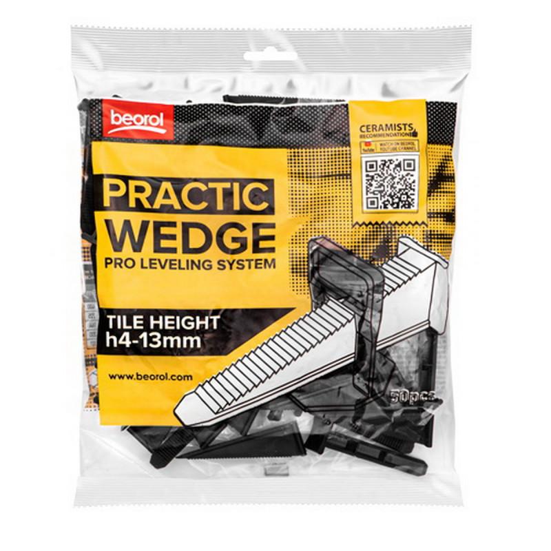Wedge Practic 50 pcs