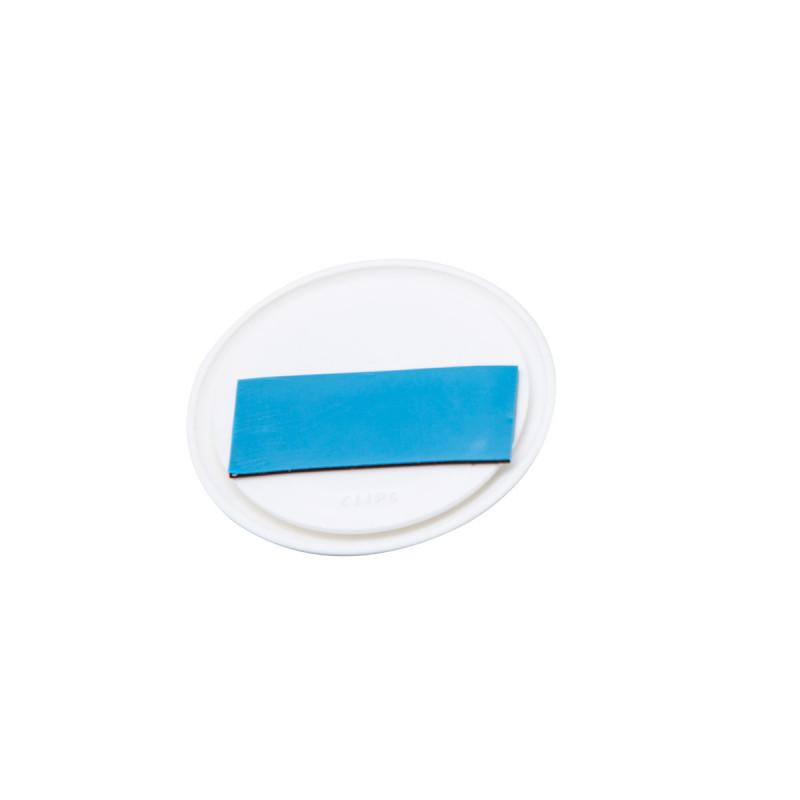Door bumper-white 2/1