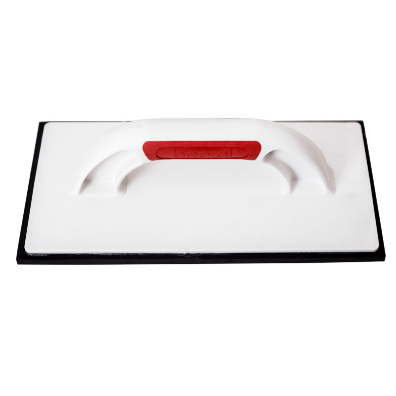 Grouting rubber trowel 280x140x8mm