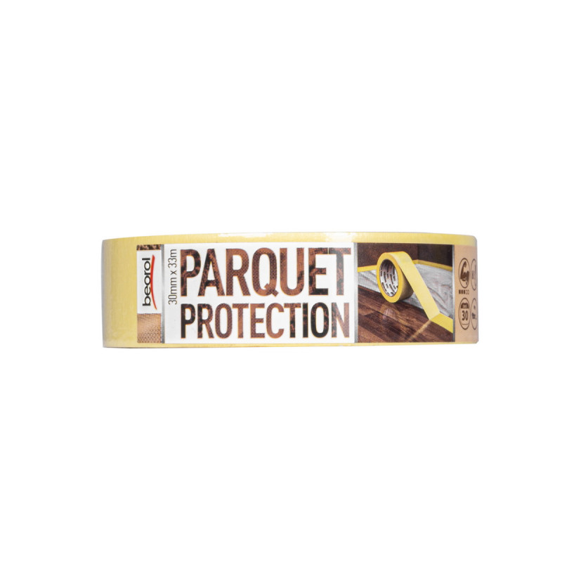 Parquet protection tape 30mm x 33m