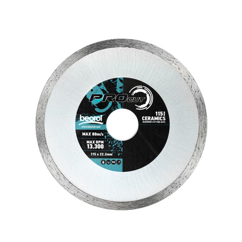 Damond cutting disc for ceramics, ø115mm