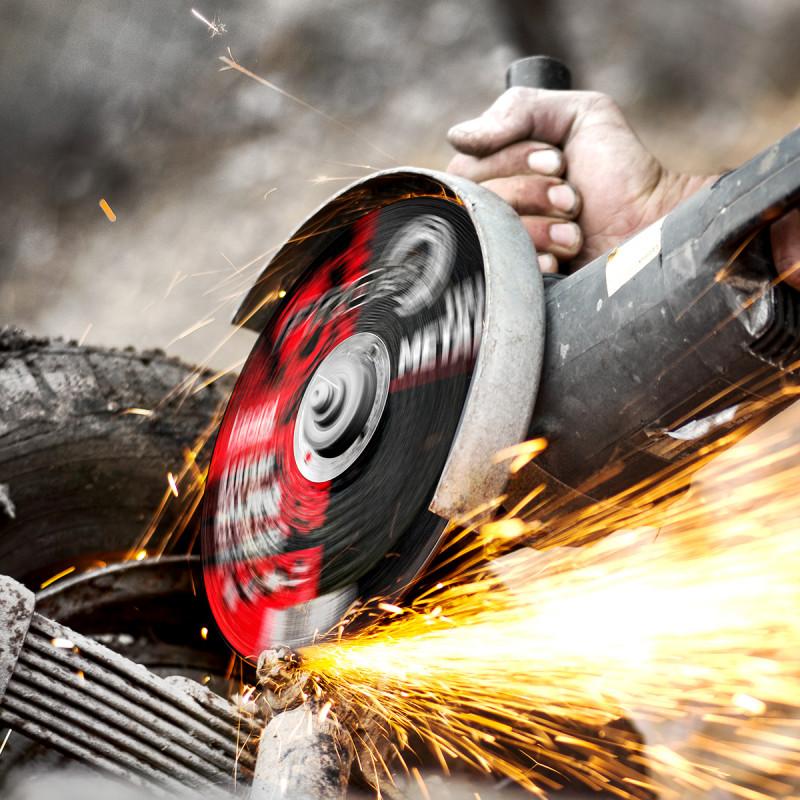 Cutting disc for metal ø125x3mm