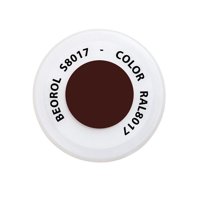 Spray paint brown Cioccolata RAL8017