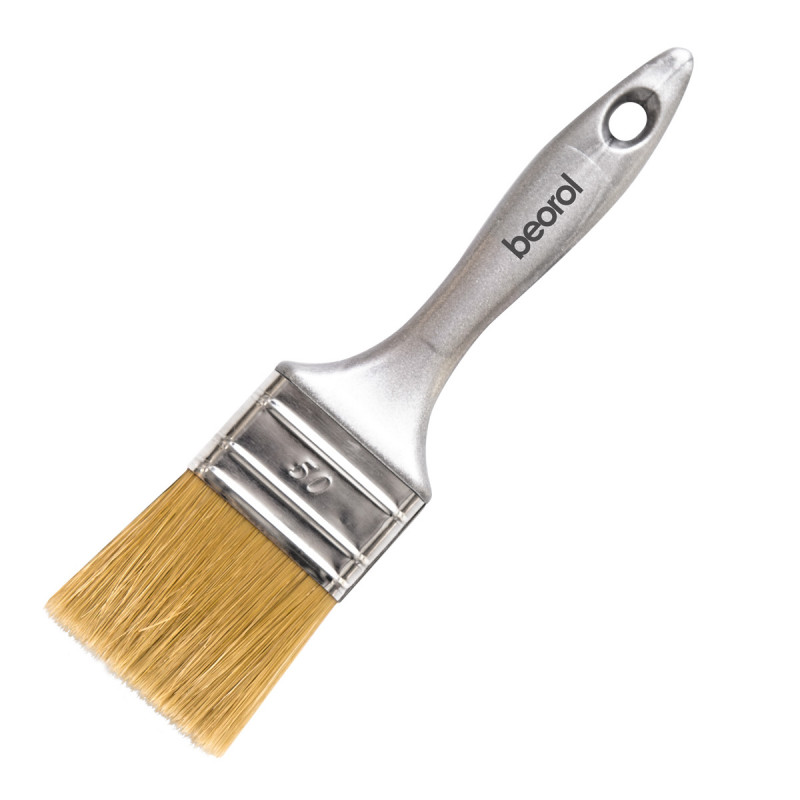 Silver brush 50x15