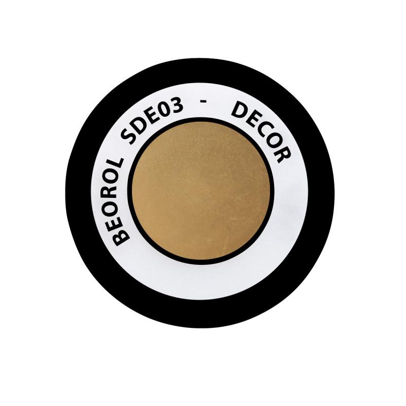 Paint spray deco gold Oro Ricco Pallido