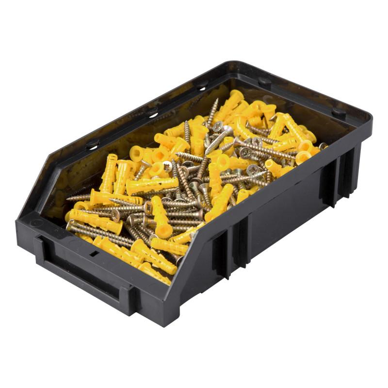 Screw+plug set 5x25 100+100 pcs.