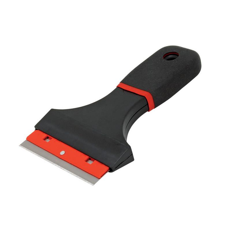 Scraper, soft handle