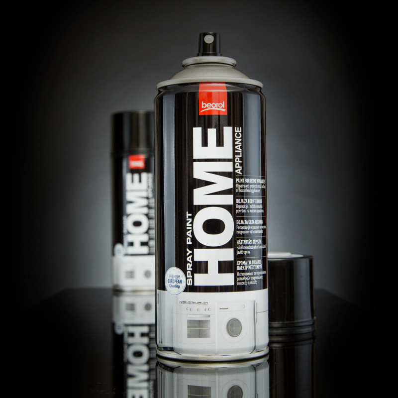 Home appliance paint spray Bianco elettrodomestici