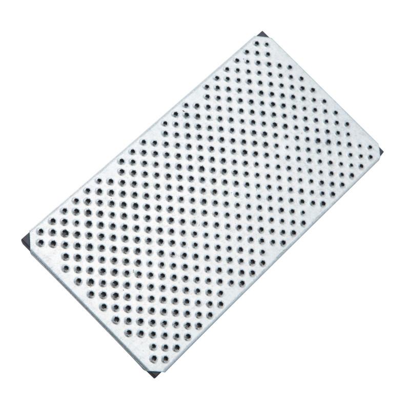 Metal rasp trowel 400x180mm