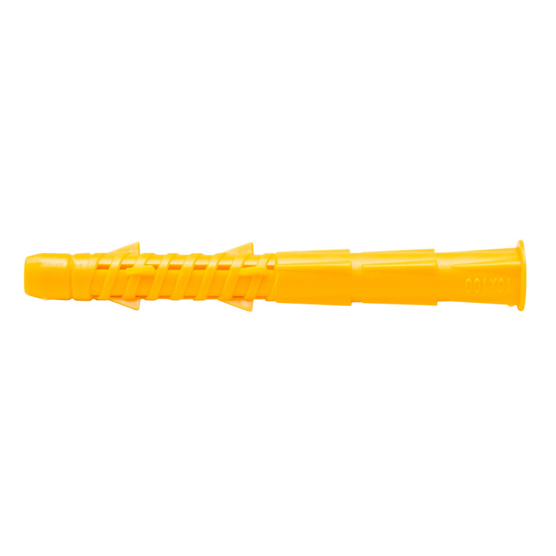 Hollow-wall plastic anchor 10x100 10/1