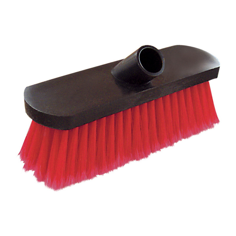 Ceiling brush syntetic bristle, 5 rows