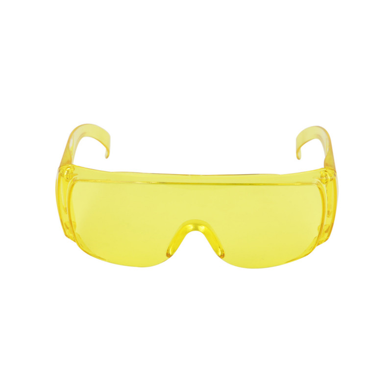 Protective glasses Wide yellow